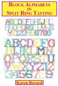 Block Alphabet Book Cover